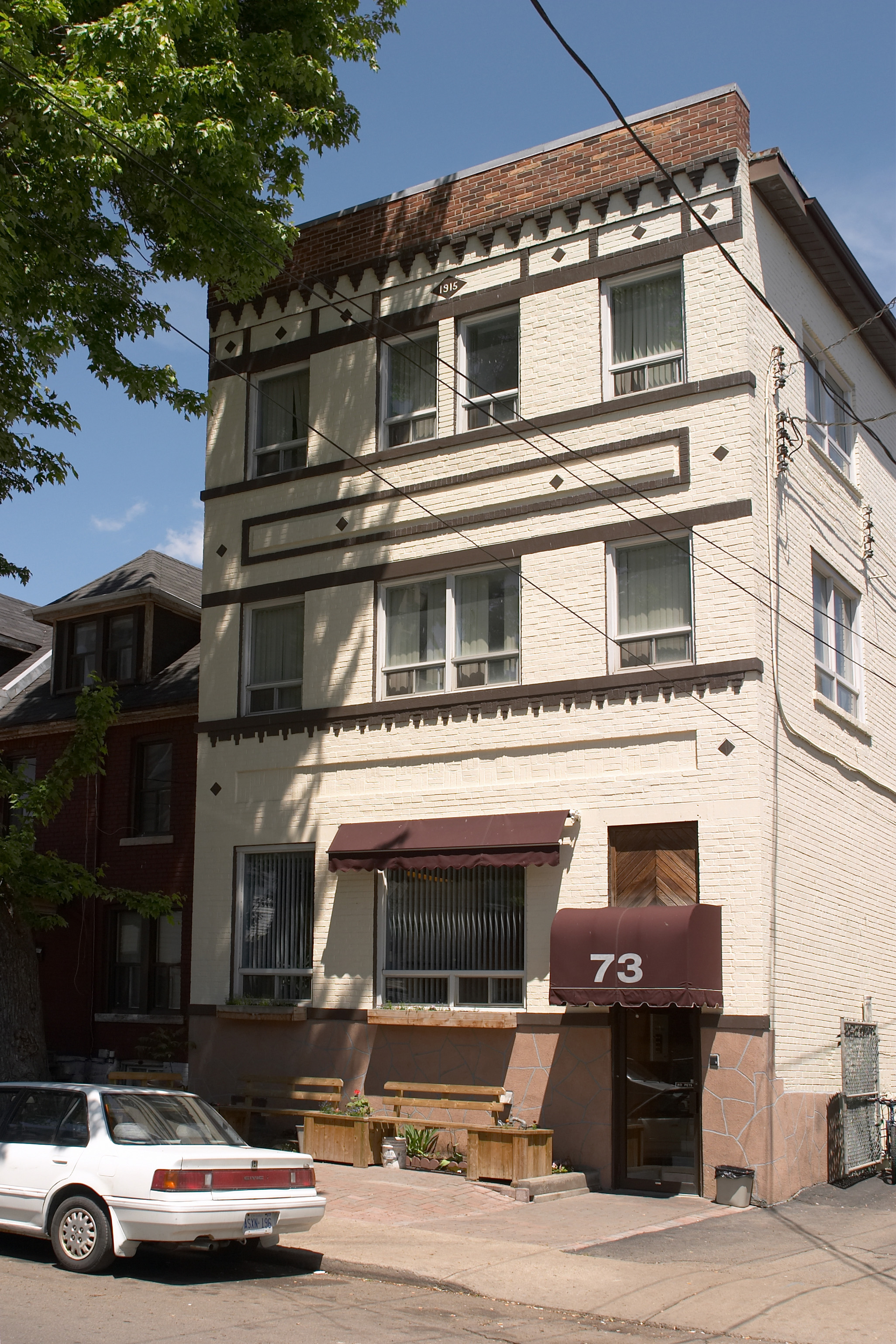 Robert Street Residence