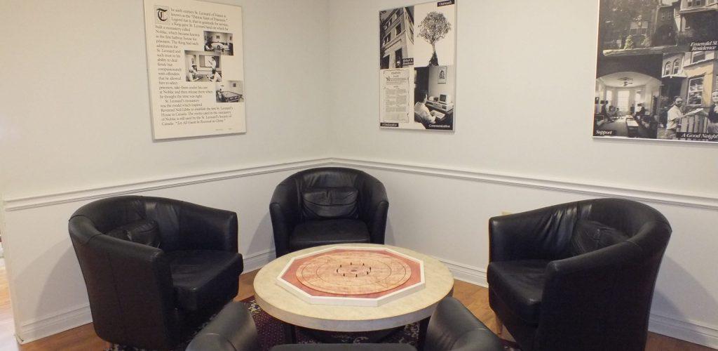 st.leonard's lounge